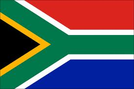South African Flag (current)